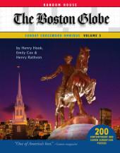 The Boston Globe Sunday Crossword Omnibus, Volume 3