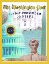 The Washington Post Sunday Crossword Omnibus, Volume 3 Cover