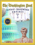 The Washington Post Sunday Crossword Omnibus, Volume 3