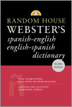Random House Webster's Spanish-English English-Spanish Dictionary
