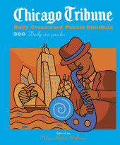 Chicago Tribune Daily Crossword Omnibus Cover