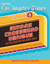 Los Angeles Times Sunday Crossword Omnibus, Volume 6 Cover