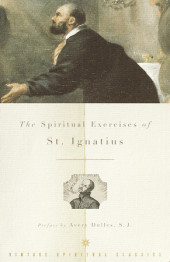 The Spiritual Exercises of St. Ignatius Cover