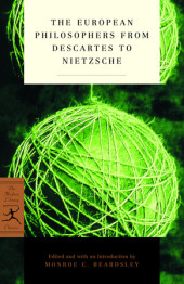 The European Philosophers from Descartes to Nietzsche Cover