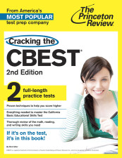 Cracking the CBEST, 2nd Edition