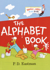 The Alphabet Book Cover