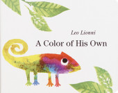 A Color of His Own Cover