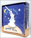 Sleepy Bunny ( Pat the Bunny) Cloth Book