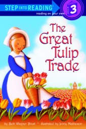 The Great Tulip Trade Cover