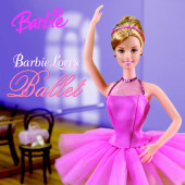 Barbie Loves Ballet (Barbie) Cover
