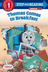 Thomas Comes to Breakfast (Thomas & Friends) Cover