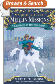 Magic Tree House #36: Blizzard of the Blue Moon