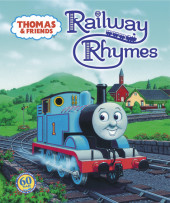 Thomas & Friends: Railway Rhymes (Thomas & Friends) Cover
