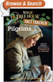 Magic Tree House Fact Tracker #13: Pilgrims