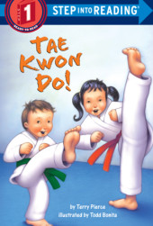 Tae Kwon Do! Cover