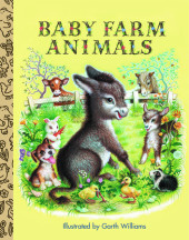 Baby Farm Animals Cover