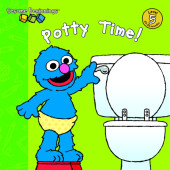 Sesame Beginnings: Potty Time! (Sesame Street) Cover