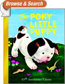 The Poky Little Puppy Special Anniversary Edition LGB
