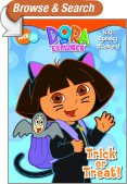 Trick or Treat! (Dora the Explorer)