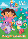 Hooray for Best Friends! (Dora the Explorer)
