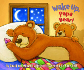 Wake Up, Papa Bear! Cover