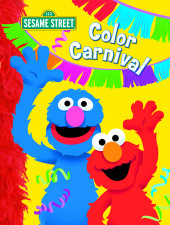 Color Carnival (Sesame Street) Cover