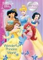 Wonderful Princess World (Disney Princess)