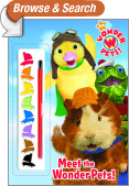 Meet the Wonder Pets! (Wonder Pets!)