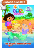 The Magical Mermaid Crown (Dora the Explorer)