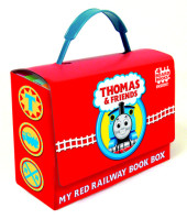Thomas and Friends: My Red Railway Book Box (Thomas & Friends) Cover