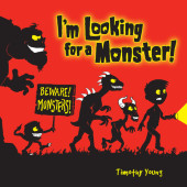 I'm Looking for a Monster! Cover