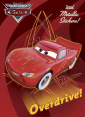 Overdrive! (Disney/Pixar Cars) Cover