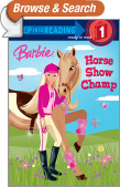 Barbie: Horse Show Champ (Barbie)