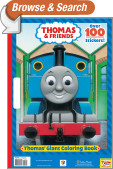 Thomas' Giant Coloring Book (Thomas & Friends)