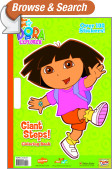Giant Steps! (Dora the Explorer)