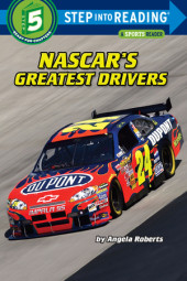 Nascar's Greatest Drivers Cover