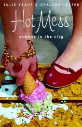 Hot Mess: Summer in the City Cover