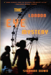 The London Eye Mystery Cover