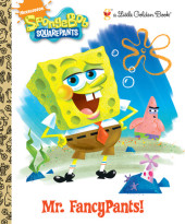 Mr. FancyPants! (SpongeBob SquarePants) Cover