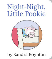 Night-Night, Little Pookie Cover