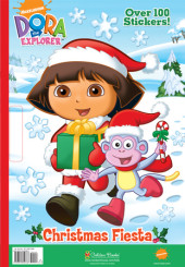 Christmas Fiesta (Dora the Explorer) Cover