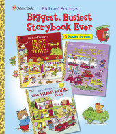 Biggest, Busiest Storybook Ever Cover