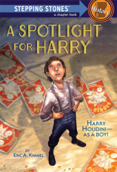 A Spotlight for Harry Cover