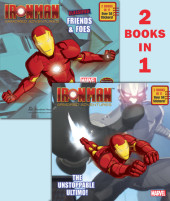 The Unstoppable Ultimo!/Classified: Friends & Foes (Marvel: Iron Man) Cover