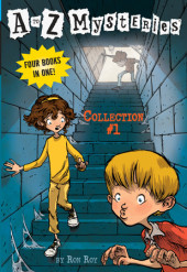 A to Z Mysteries: Collection #1 Cover
