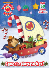 Save the Nutcracker! (Wonder Pets!) Cover