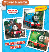 Traveling Tales (Thomas & Friends)