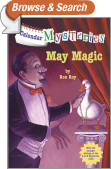 Calendar Mysteries #5: May Magic