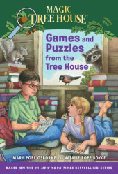 Magic Tree House: Games and Puzzles from the Tree House Cover