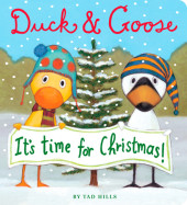 Duck & Goose, It's Time for Christmas! Cover